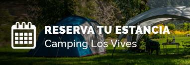 reservas camping los vives