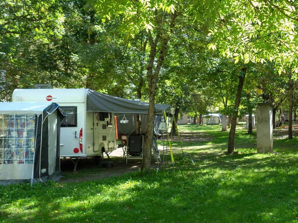 parcelas camping familiar